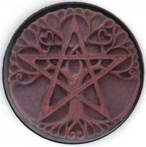 Tree Pentagram Magnet